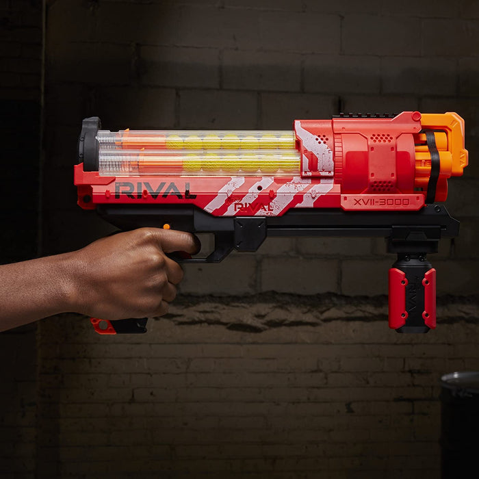 NERF RIVAL PRECISION BATTLING - ARTEMIS XVII-3000 - RED