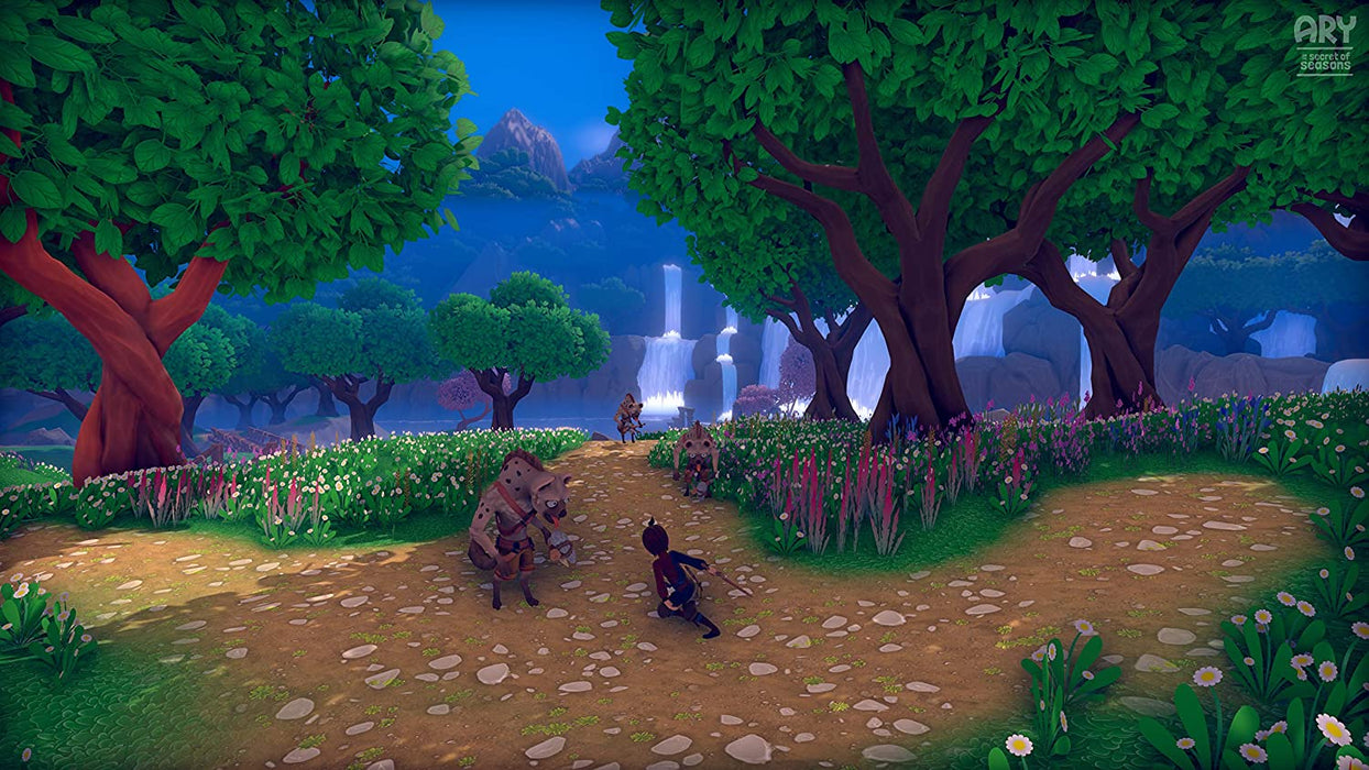 ARY AND THE SECRET OF SEASONS - XBOX ONE GAME