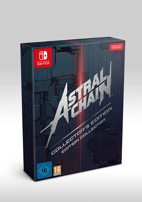 ASTRAL CHAIN COLLECTORS EDITION - NINTENDO SWITCH GAME