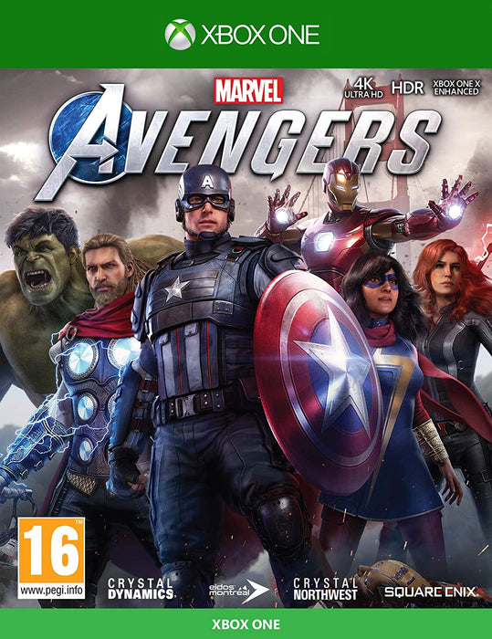 MARVEL AVENGERS - XBOX ONE GAME