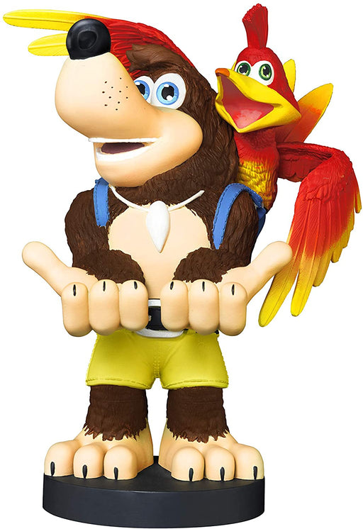 BANJO-KAZOOIE CABLE GUY MOBILE PHONE & CONTROLLER HOLDER