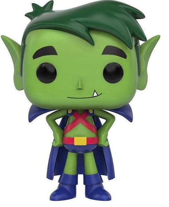 FUNKO POP! TELEVISION: TEEN TITANS GO! BEAST BOY AS MARTIAN MANHUNTER #337