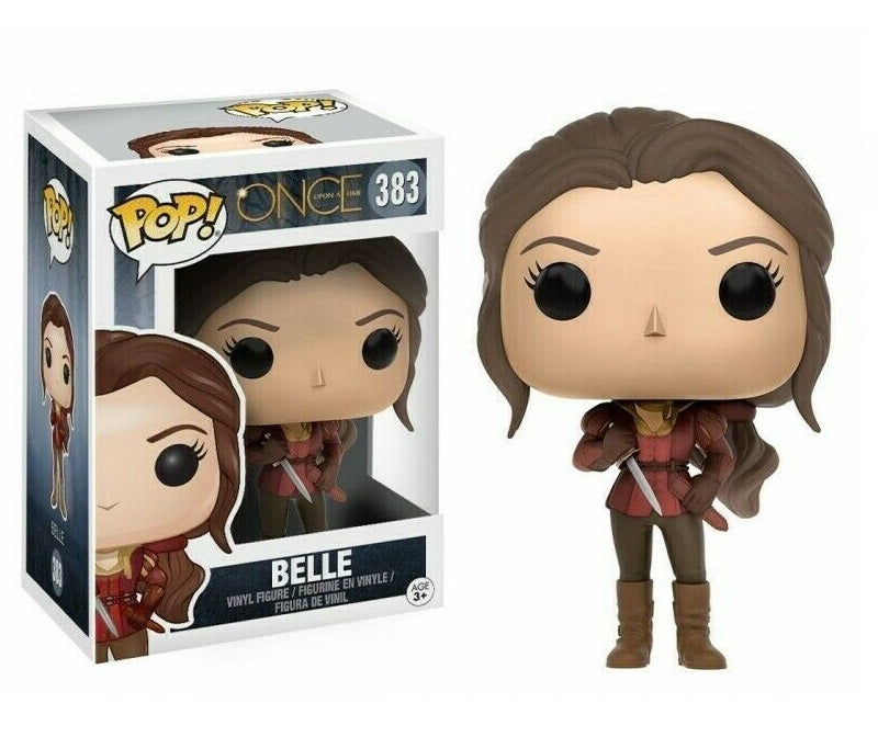 FUNKO POP! ONCE UPON A TIME BELLE #383