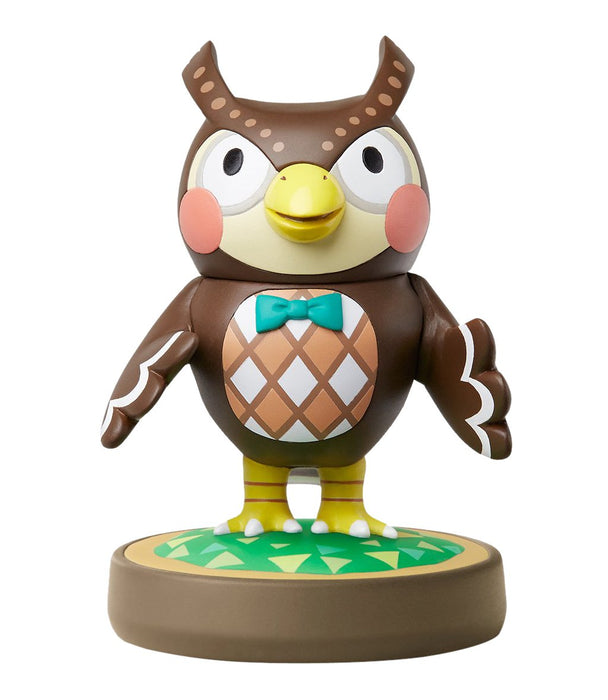 AMIIBO FESTIVAL ANIMAL CROSSING - BLATHERS AMIIBO