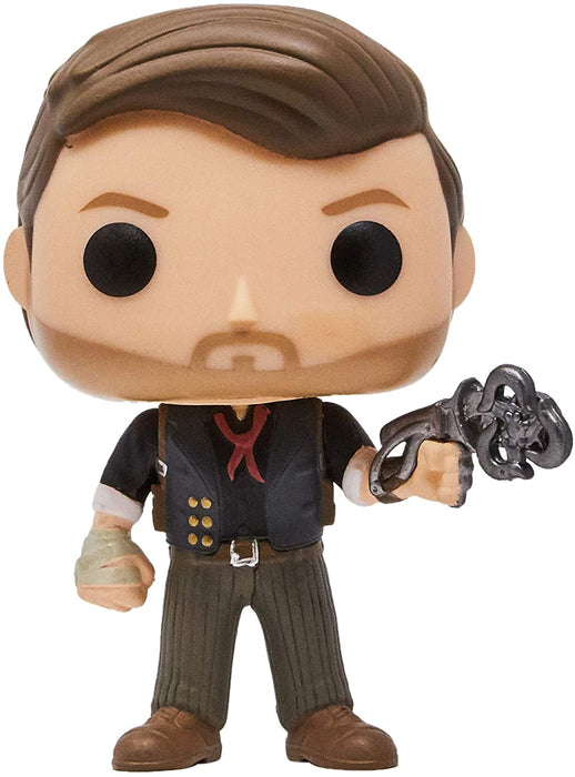 FUNKO POP GAMES: BIOSHOCK INFINITE BOOKER DEWITT #62