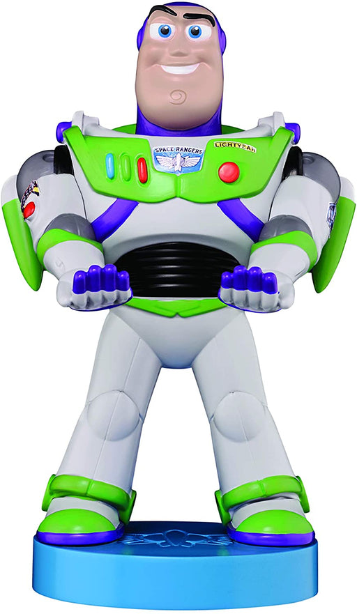 TOY STORY 4 BUZZLIGHTYEAR CABLE GUY MOBILE PHONE & CONTROLLER HOLDER
