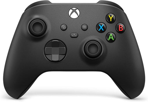 MICROSOFT XBOX SERIES X S & XBOX ONE WIRELESS CONTROLLER - CARBON BLACK
