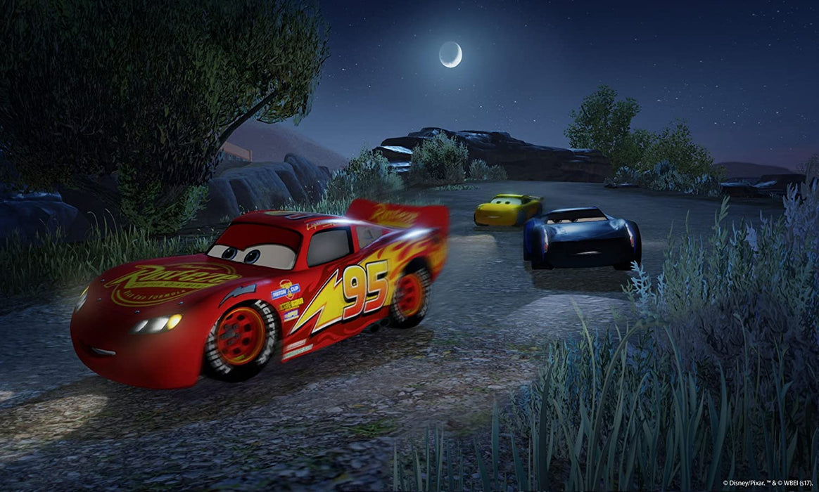 DISNEY PIXAR CARS 3: DRIVEN TO WIN - XBOX ONE GAME