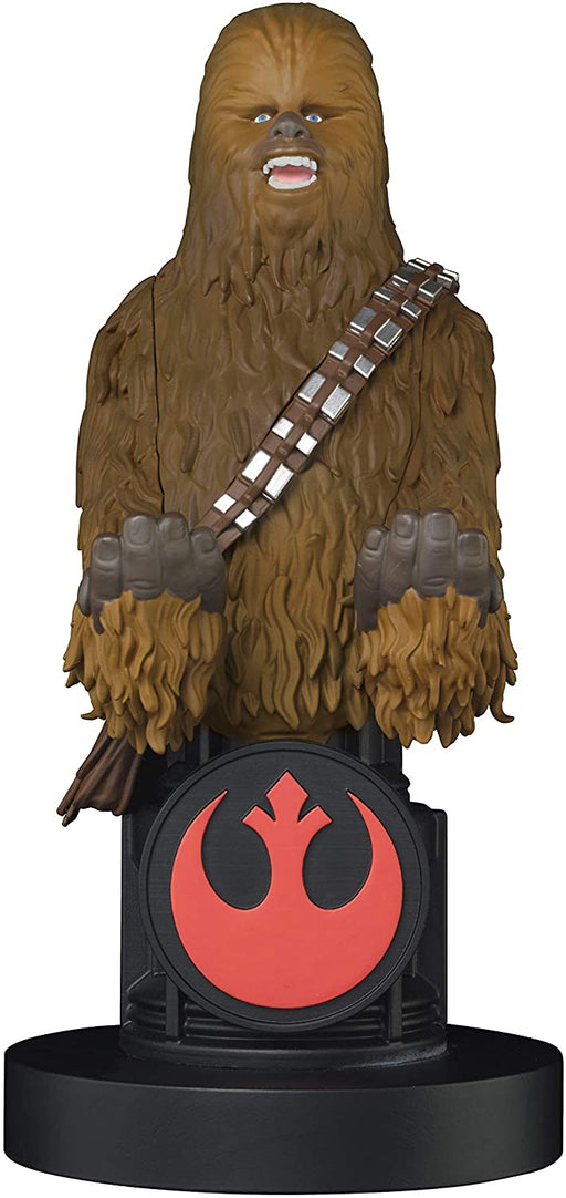 STAR WARS CHEWBACCA CABLE GUY CABLE GUY PHONE & CONTROLLER HOLDER