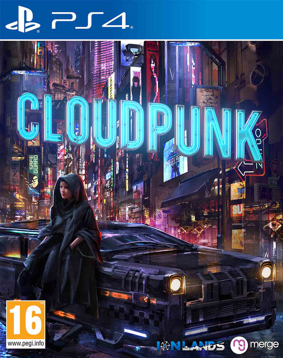 CLOUDPUNK - XBOX ONE & SERIES X GAME