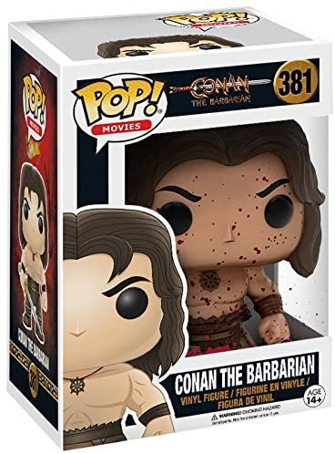 FUNKO POP! MOVIES: BLOODY CONAN THE BARBARIAN #381
