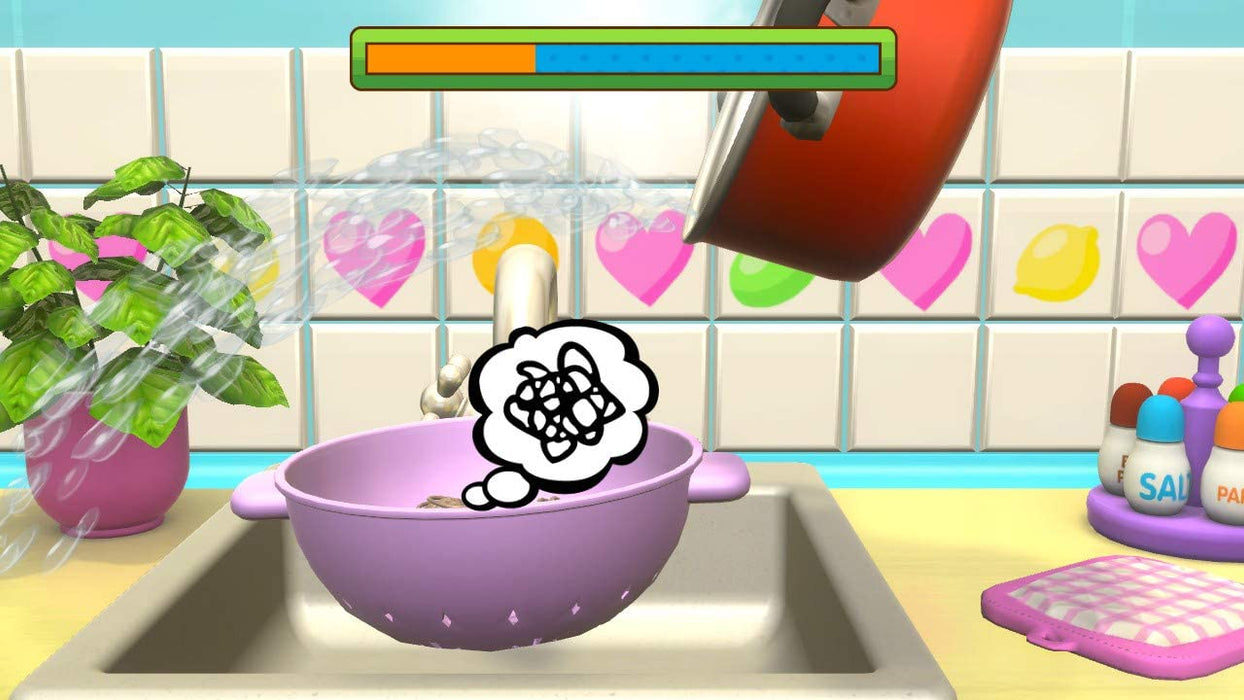 COOKING MAMA - COOKSTAR - NINTENDO SWITCH GAME