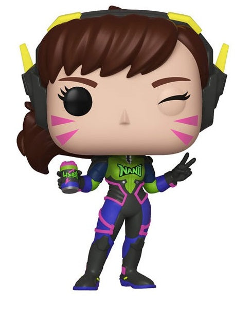 FUNKO POP! GAMES: OVERWATCH D.VA SPECIAL EDITION #492