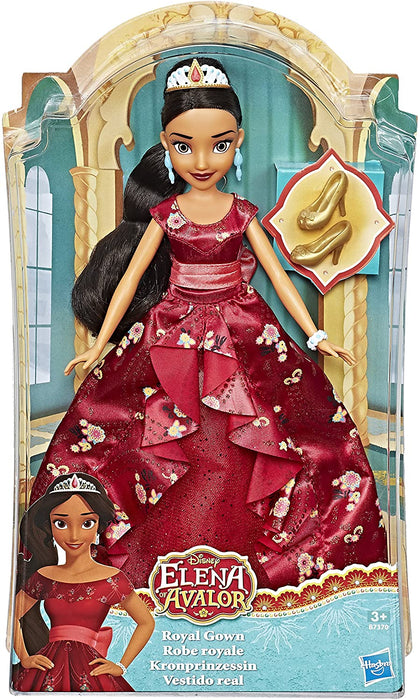 DISNEY ELENA OF AVALOR ROYAL GOWN DOLL