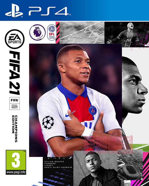 EA SPORTS FIFA 21 CHAMPIONS EDITION - PS4 GAME