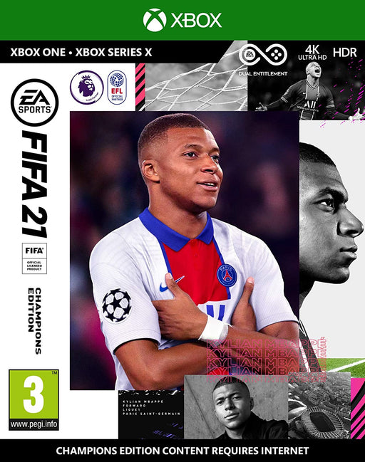 EA SPORTS FIFA 21 CHAMPIONS EDITION - XBOX ONE GAME