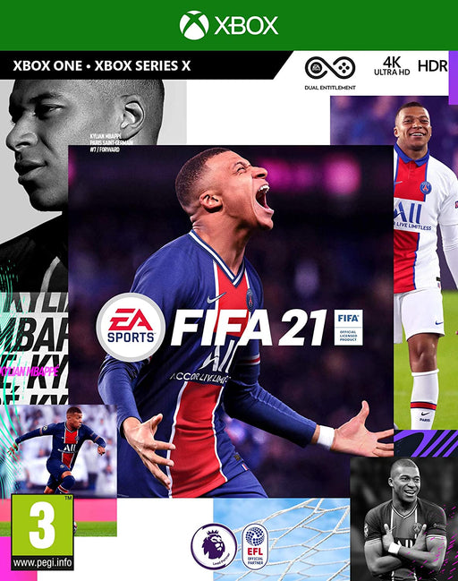 EA SPORTS FIFA 21 - XBOX ONE & SERIES X GAME