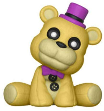FUNKO POP! ARCADE VINYL: FIVE NIGHTS AT FREDDY'S GOLDEN FREDDY #05