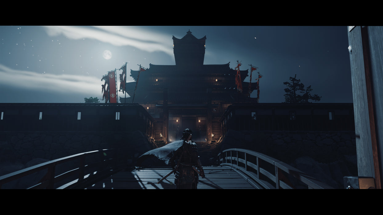 GHOST OF TSUSHIMA - PS4 GAME