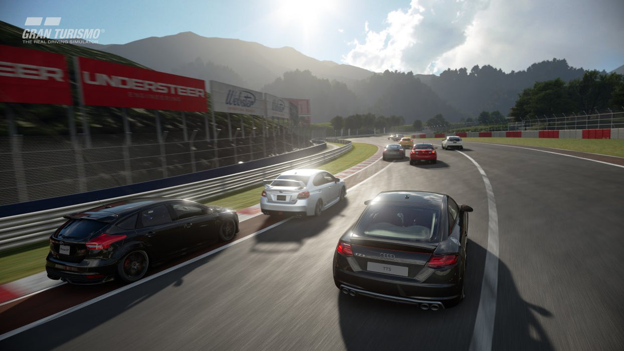 GRAN TURISMO SPORT - PLAYSTATION HITS - PS4 GAME