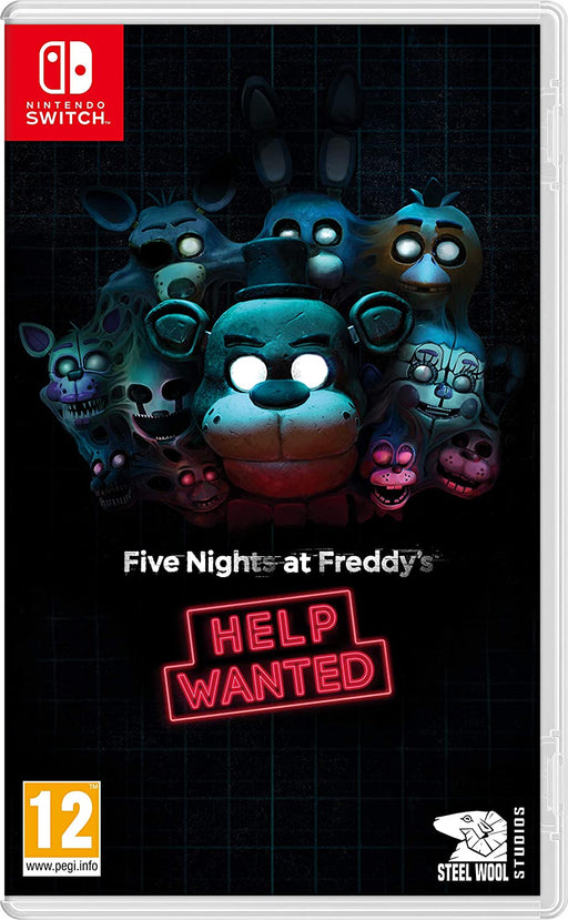 FIVE NIGHTS AT FREDDY'S: HELP WANTED - NINTENDO SWITCH GAME