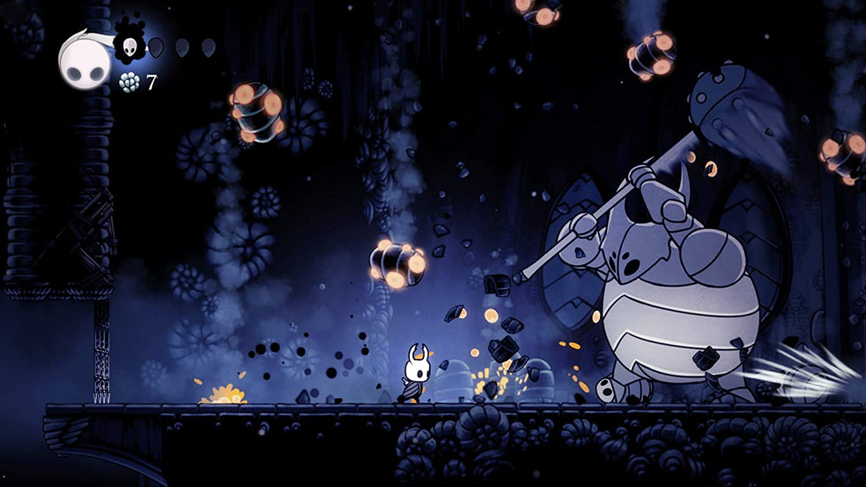 HOLLOW KNIGHT - PS4 GAME
