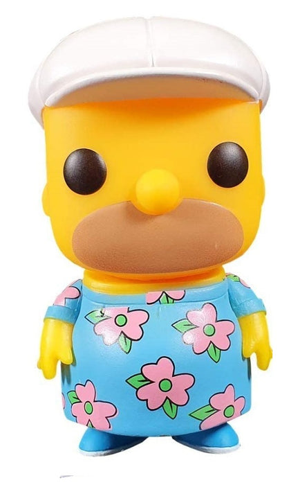 FUNKO POP! TELEVISION: THE SIMPSONS HOMER MUUMUU #502
