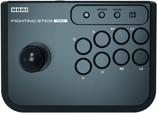 OFFICIALLY LICENSED HORI FIGHTING STICK MINI FOR PS3 & PS4