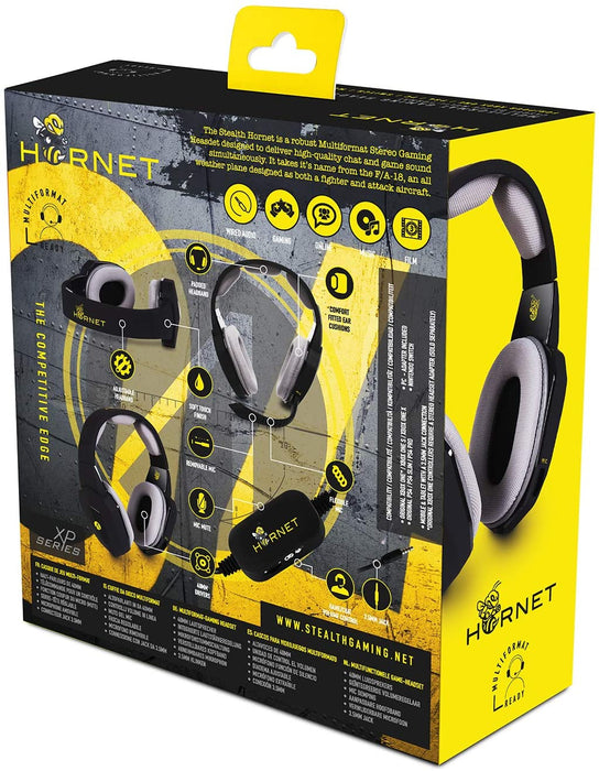 STEALTH HORNET MULTI-PLATFORM GAMING HEADSET