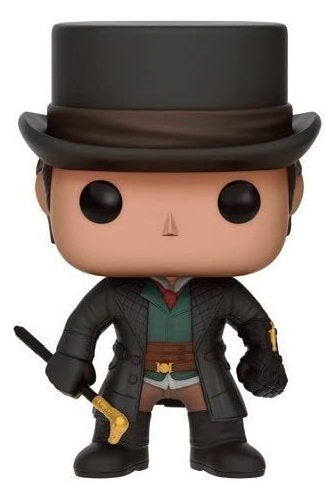 FUNKO POP! GAMES: ASSASSINS CREED SYNDICATE JACOB FRYE (UNCLOKED) #80