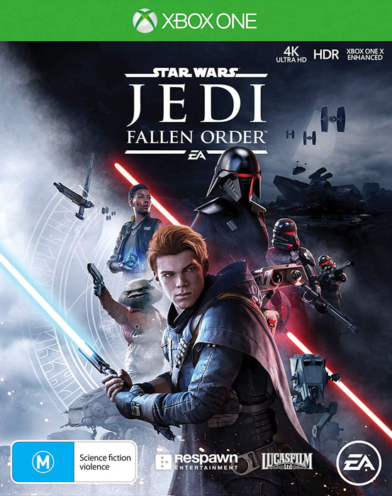 STAR WARS JEDI: FALLEN ORDER - AU RELEASE - XBOX ONE GAME