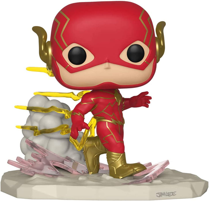 FUNKO POP! HEROES: DELUXE DC COLLECTION BY JIM LEE - THE FLASH #268
