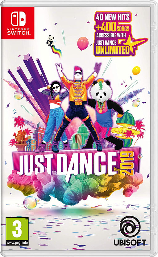 JUST DANCE 2019 - NINTENDO SWITCH GAME