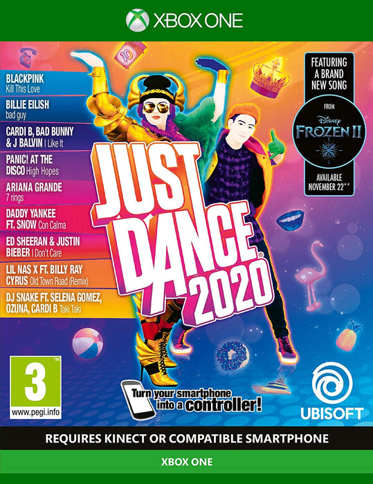JUST DANCE 2020 - XBOX ONE GAME
