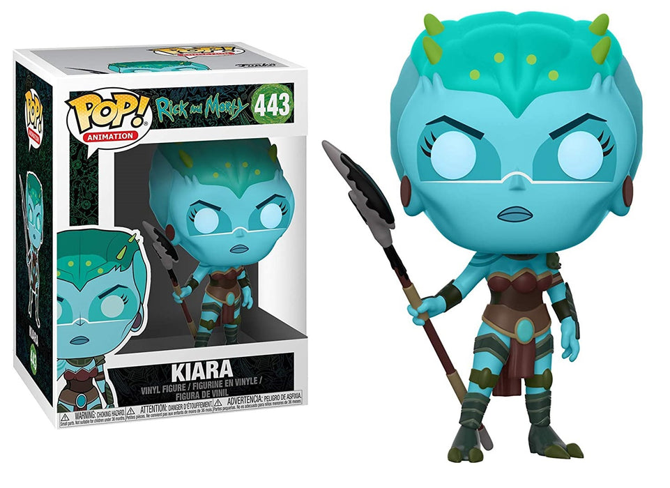 FUNKO POP! ANIMATION: RICK AND MORTY KIARA #443
