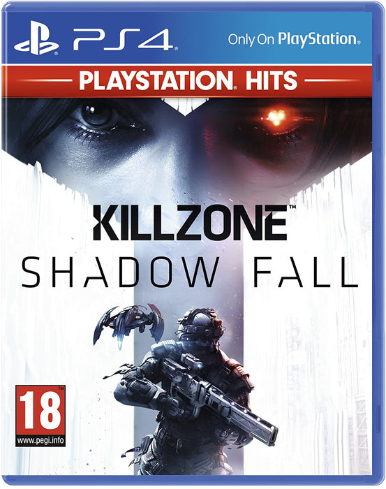 KILLZONE: SHADOWFALL - PLAYSTATION HITS - PS4 GAME