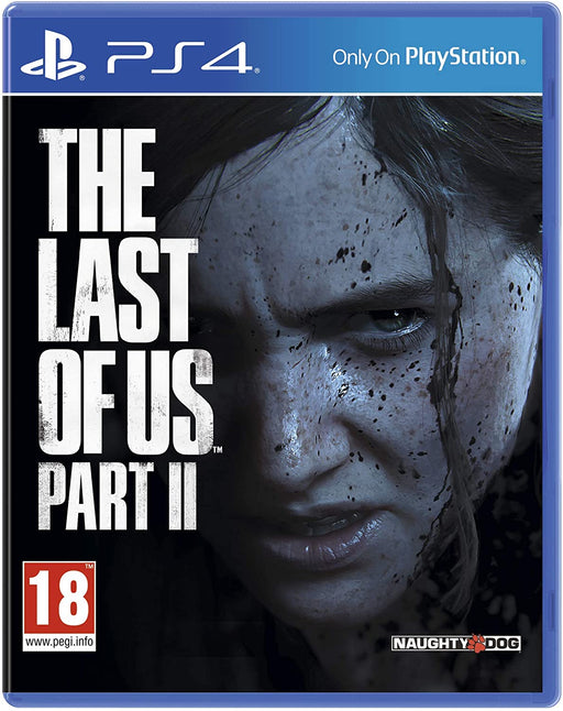 THE LAST OF US PART II - PS4 GAME