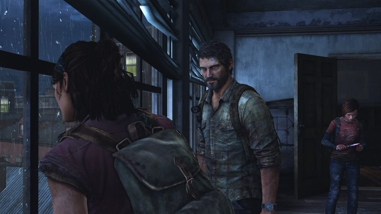 THE LAST OF US - PLAYSTATION HITS - PS4 GAME