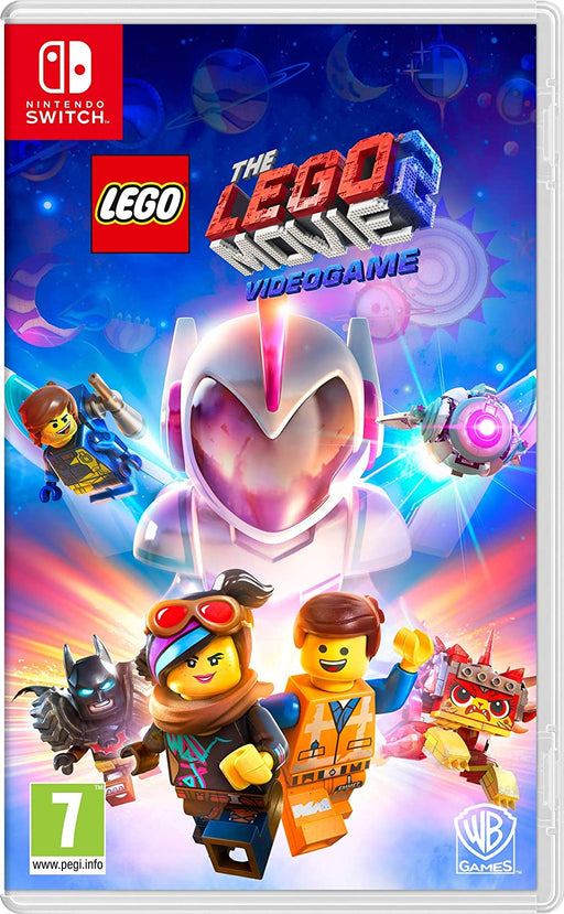 THE LEGO MOVIE 2 VIDEOGAME - NINTENDO SWITCH GAME