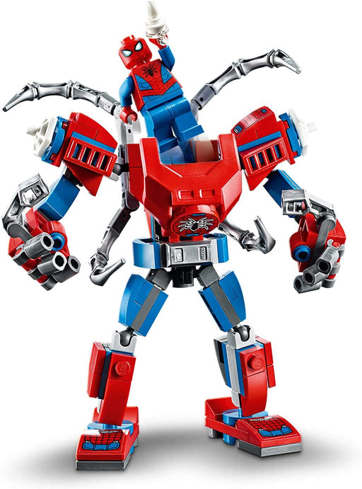 LEGO 76146 MARVEL SPIDERMAN MECH PLAYSET