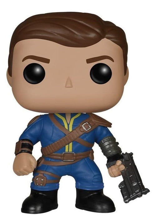FUNKO POP! GAMES: FALLOUT LONE WANDERER (MALE) #47