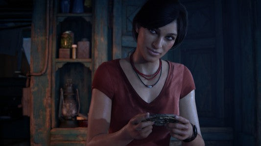 UNCHARTED: THE LOST LEGACY - PLAYSTATION HITS - PS4 GAME