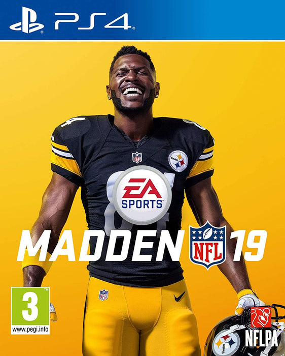 MADDEN NFL 19 - PS4 GAME