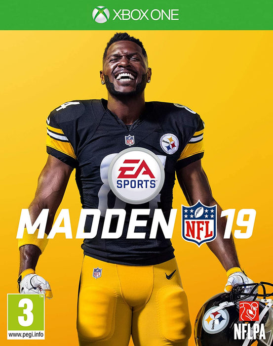 MADDEN 19 NFL - XBOX ONE GAME