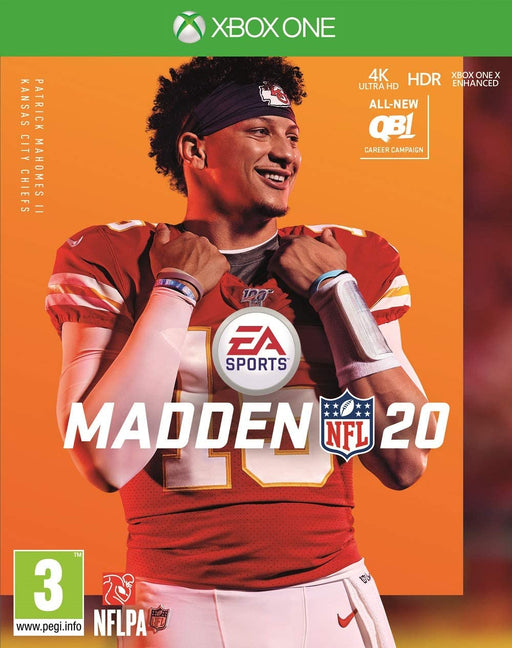 MADDEN NFL 20 - XBOX ONE GAME