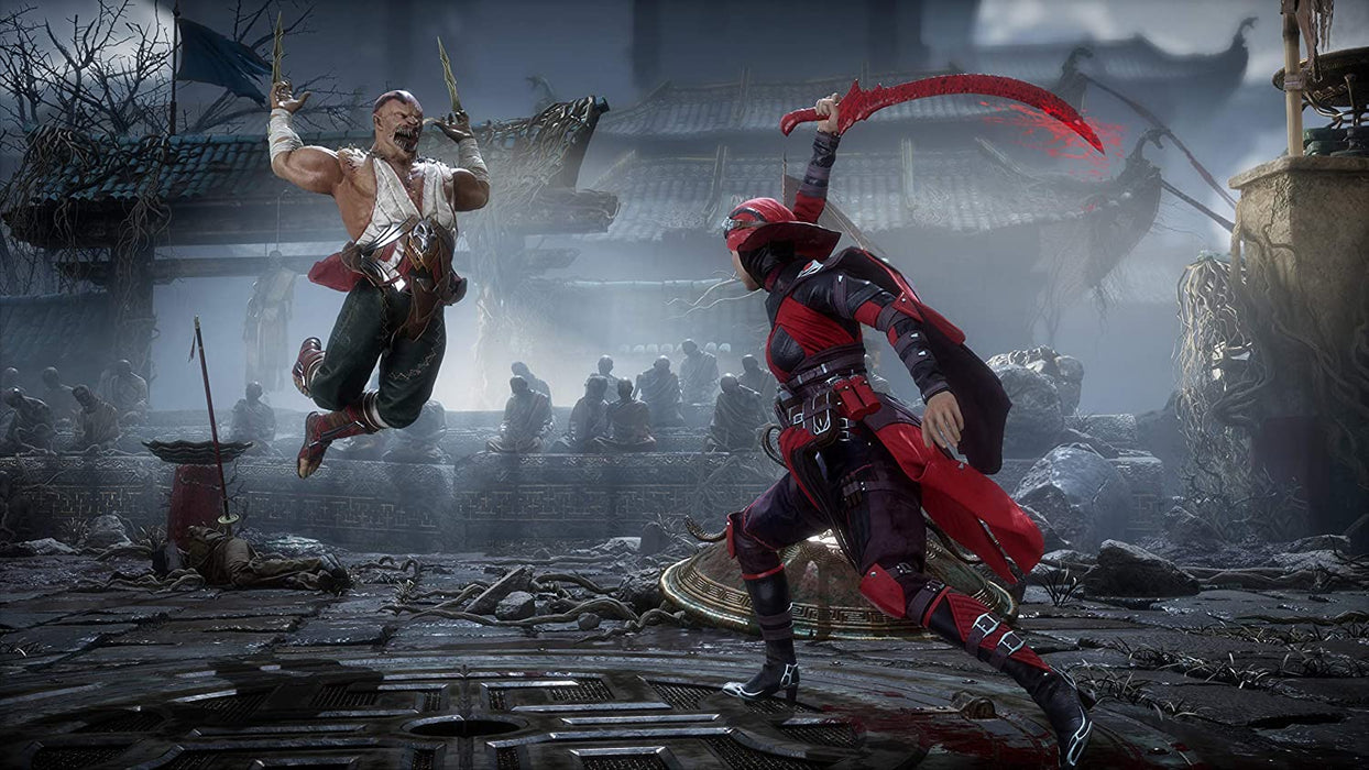 MORTAL KOMBAT 11 INCLUDES SHAO KHAN DLC - XBOX ONE GAME