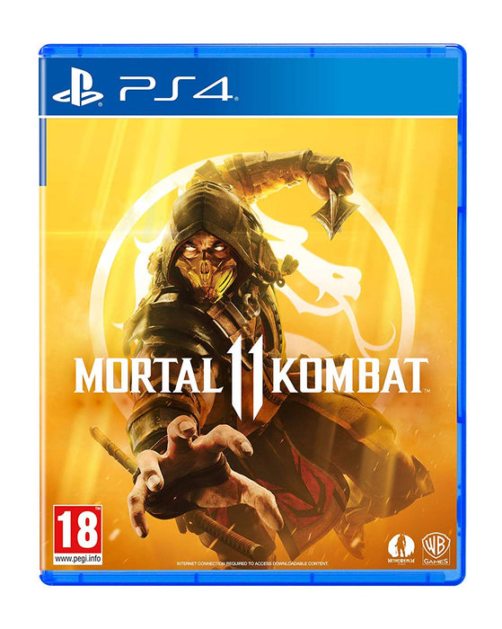 MORTAL KOMBAT 11 - PS4 GAME