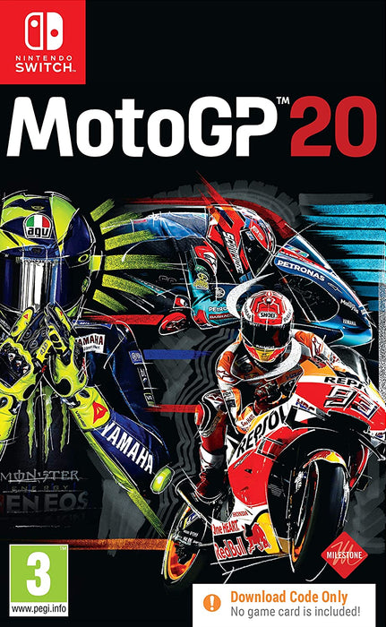 MOTOGP 20 - NINTENDO SWITCH GAME