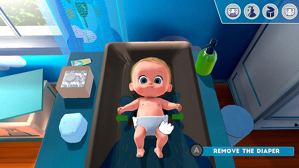 MY UNIVERSE: MY BABY - NINTENDO SWITCH GAME