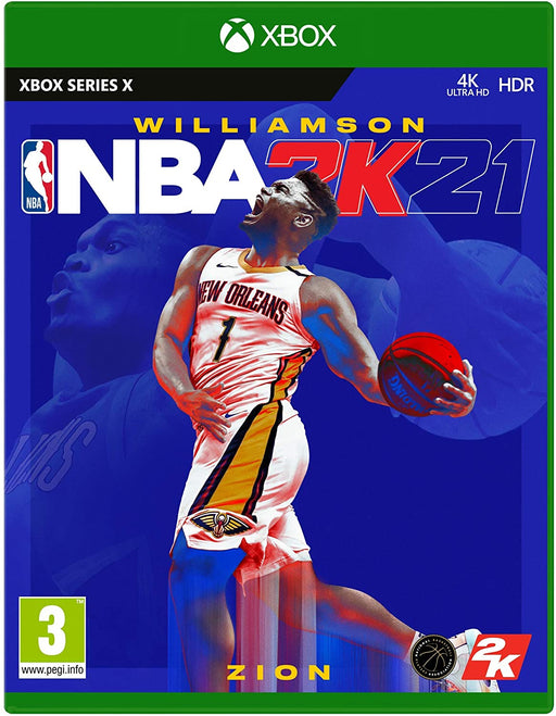 NBA 2K21 - XBOX SERIES X GAME